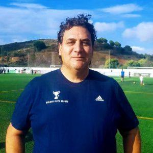 Entrenador Daniel Merip (2)