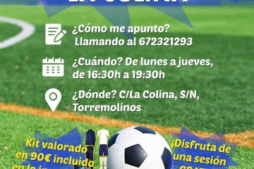 Escuela de Tecnificación de Fútbol La Colina