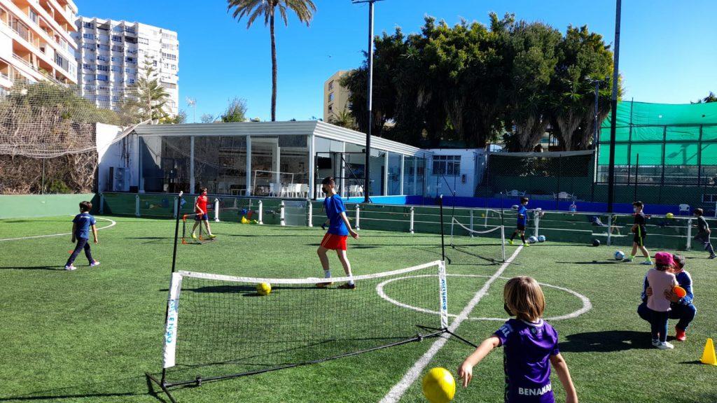 Campus de tecnificación de fútbol Torremolinos