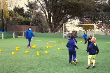 Iniciación del niño en el fútbol